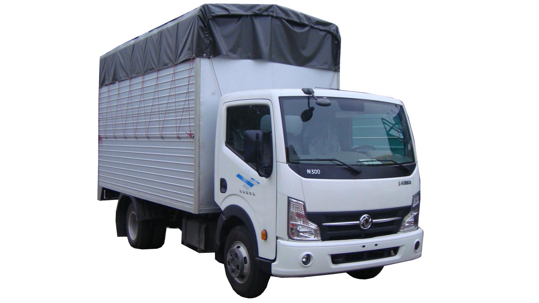 Cước vận tải cho thuê xe tải chở hàng TP.HCM