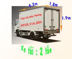 Cho thuê xe tải chở hàng TPHCM đi Vũng Tàu – Dịch Vụ Vận Tải Bảy Phong – 0938.516.889