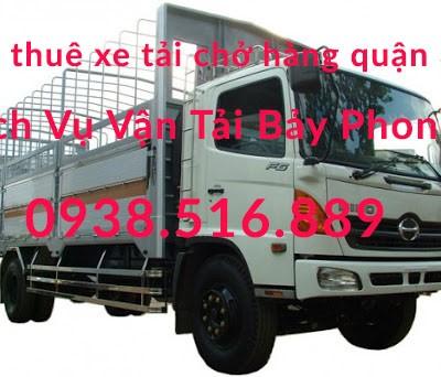 Cho thuê xe tải chở hàng quận 3 – Dịch Vụ Vận Tải Bảy Phong – 0938.516.889
