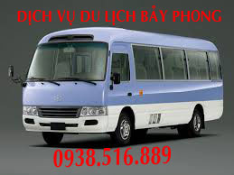 Cho thuê xe du lịch 25 chỗ