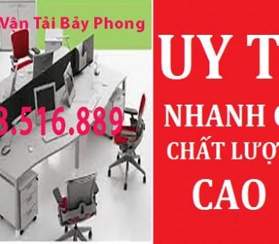 Dịch vụ chuyển văn phòng trọn gói tại Long An