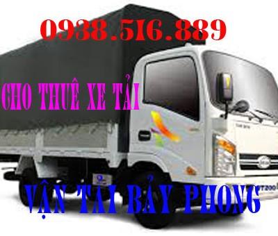 Taxi Tải TPHCM – Vận tải Bảy Phong