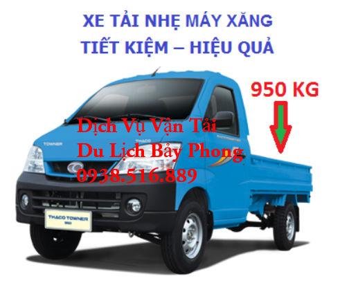 Thuê xe tải 2 tấn vận chuyển hàng dệt may giá rẻ