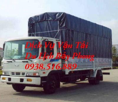 Xe tải chở thuê giá rẻ