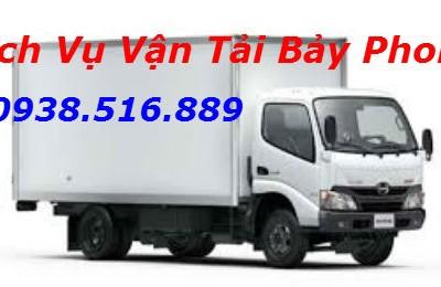 Cho thuê xe tải quận 1