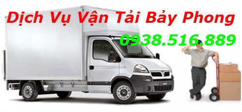Cho thuê xe tải quận 2