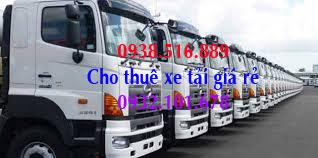 Cho thuê xe tải chuyển nhà giá rẻ tphcm
