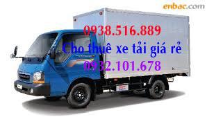Cho thuê xe tải giá rẻ chở Dưa hấu - 0938.516.889